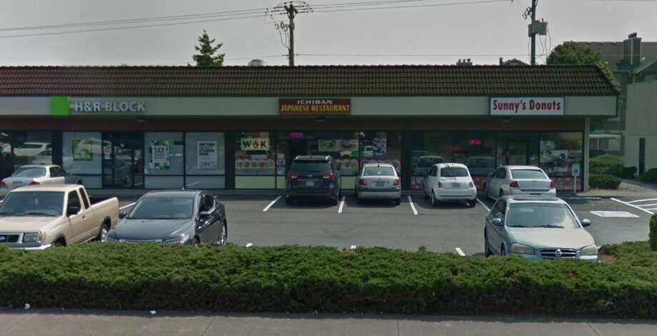 A reported dispute about a knife in the kitchen of a Fife teriyaki  shop led to a knife attack in the parking lot, according to charges  filed Tuesday.  Photo: Google Maps