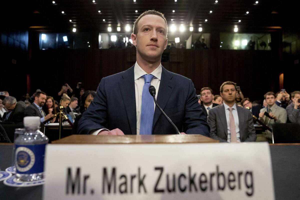 Facebook CEO Mark Zuckerberg arrives in April to testify before a joint hearing of the Commerce and Judiciary Committees on Capitol Hill in Washington about the use of Facebook data to target American voters in the 2016 election. Facebook said it has uncovered