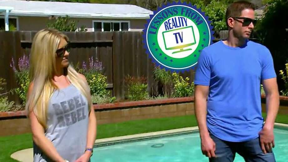 51cc90374 Tarek and Christina El Moussa on  Flip or Flop  Experience Serious ...