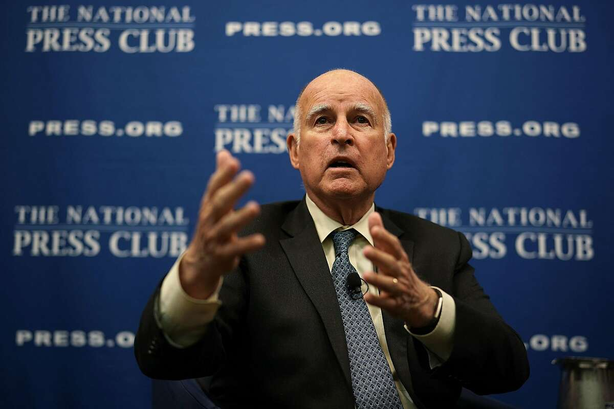 Gov. Jerry Brown has issued pardons or clemency to 67 prisoners.