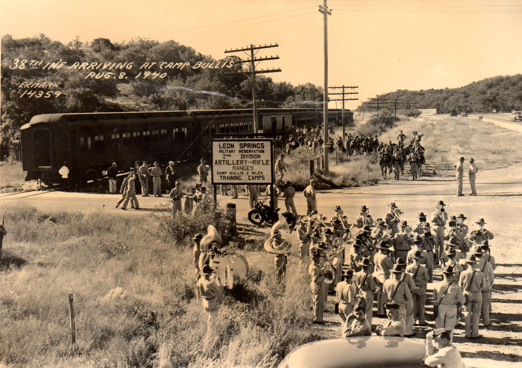 Reader Seeks Information On Train Station Once Located