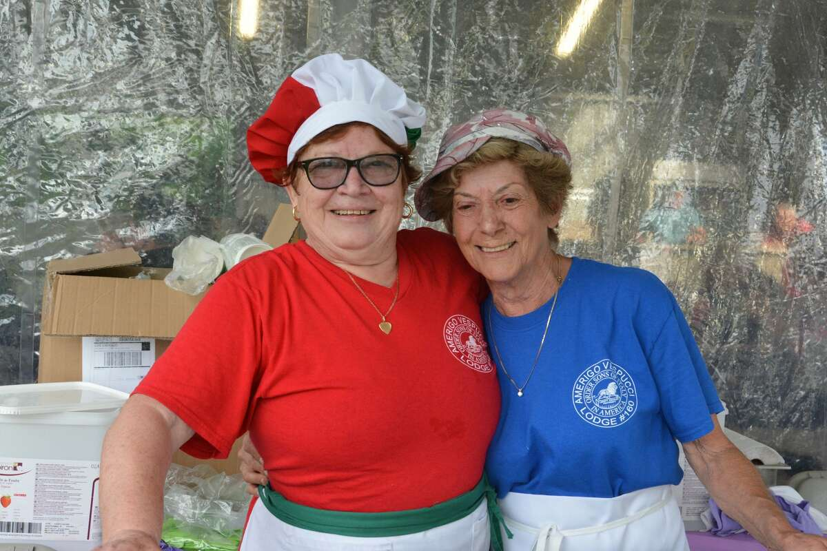 The annual Danbury Italian Festival takes place Friday through Sunday at the Amerigo Vespucci Lodge. Find out more.