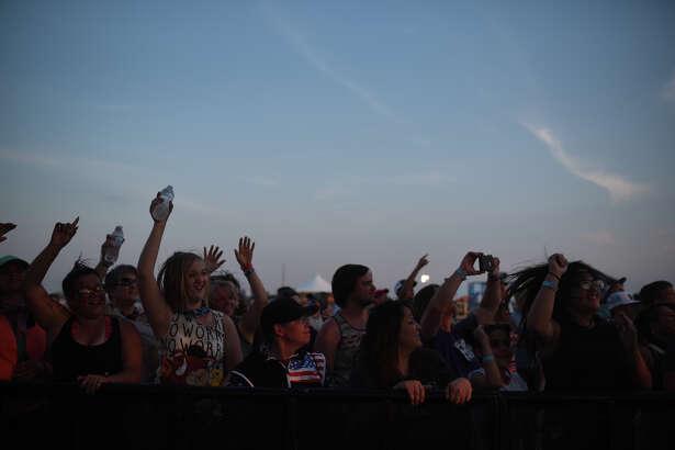 Rock The Desert christian music festival Aug. 3, 2018. James Durbin/Reporter-Telegram