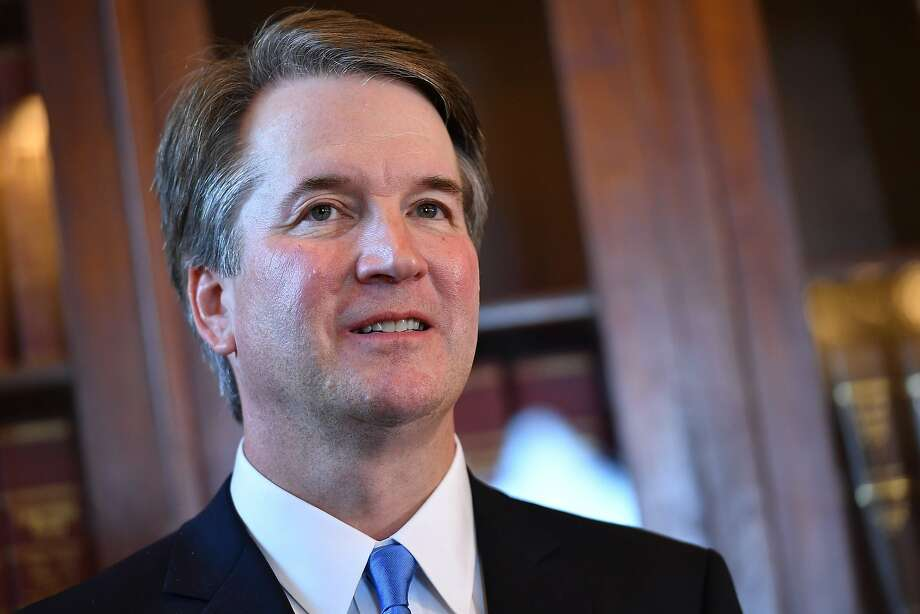 Most Senate Democrats have so far refused to meet with Brett Kavanaugh, President Trump's nominee to the high court. Photo: Mandel Ngan / AFP / Getty Images
