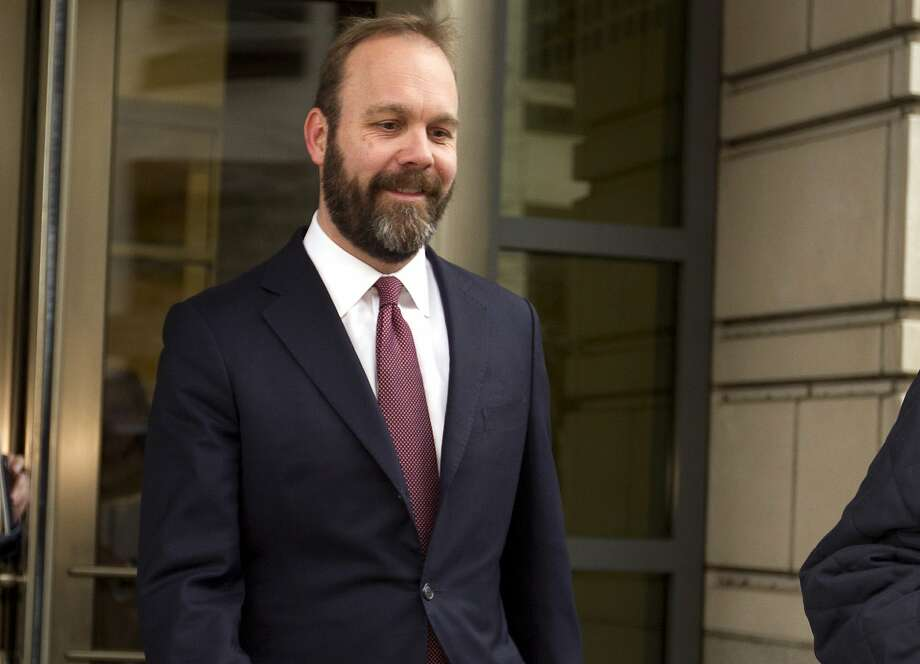 Rick Gates cut a plea deal this year and has been cooperating with Special Counsel Robert Mueller's investigation. Photo: Jose Luis Magana / Associated Press