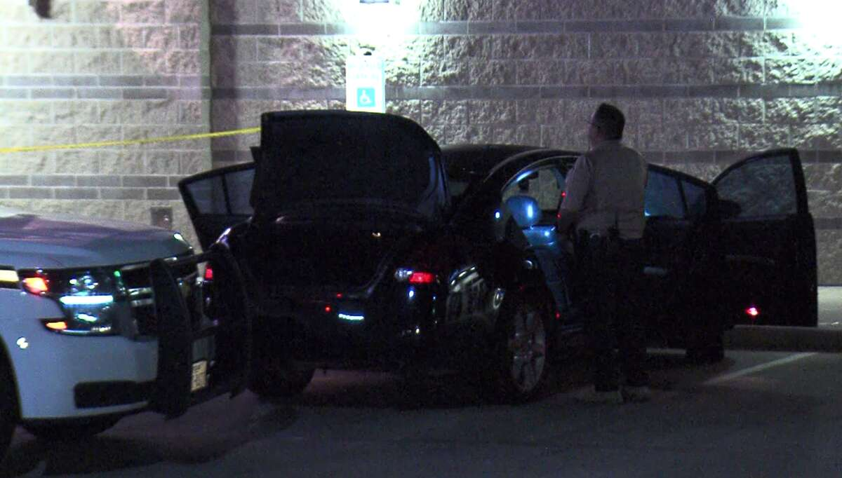 Deputies did not know if the man drove himself to the clinic or was taken by friends.