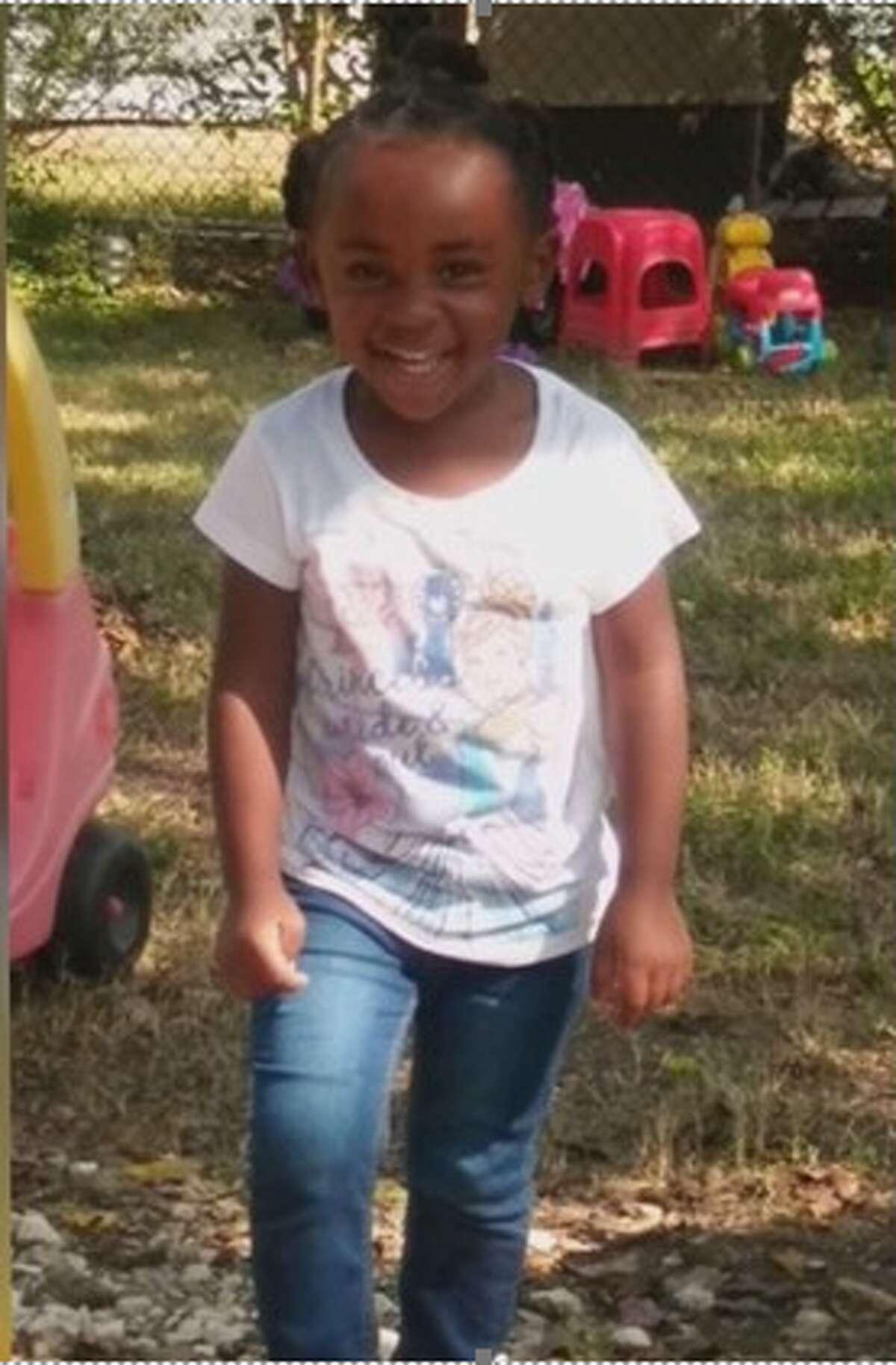 Rayven Shields, 3, was last seen July 27, 2018.