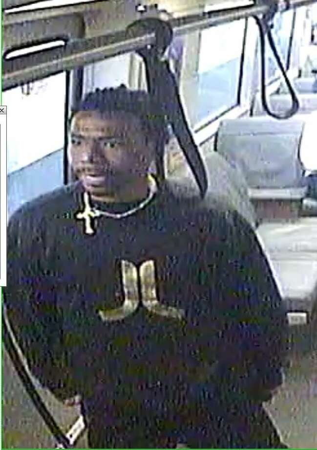 BART police released images and are searching for a suspect wanted in connection with an assault that took place onboard a Richmond-bound train at the MacArthur Station on Friday, August 3, 2018 at approximately 7:50pm. Photo: BART Police