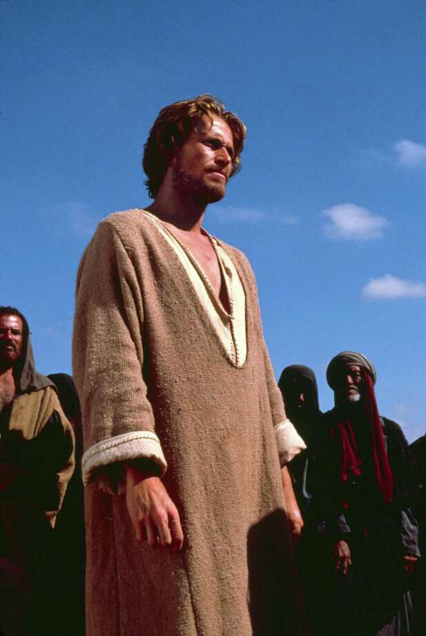 "Willem Dafoe in ""The Last Temptation of Christ."" Photo: Universal City Studios / handout slide"
