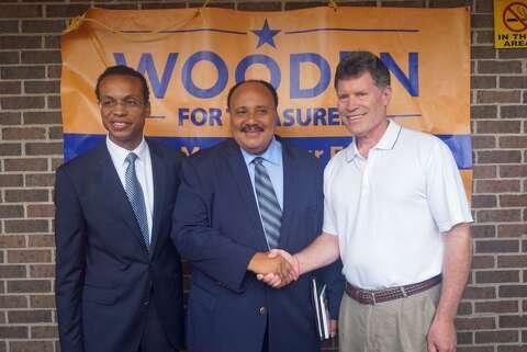 King Backs Wooden For Treasurer Connecticut Post