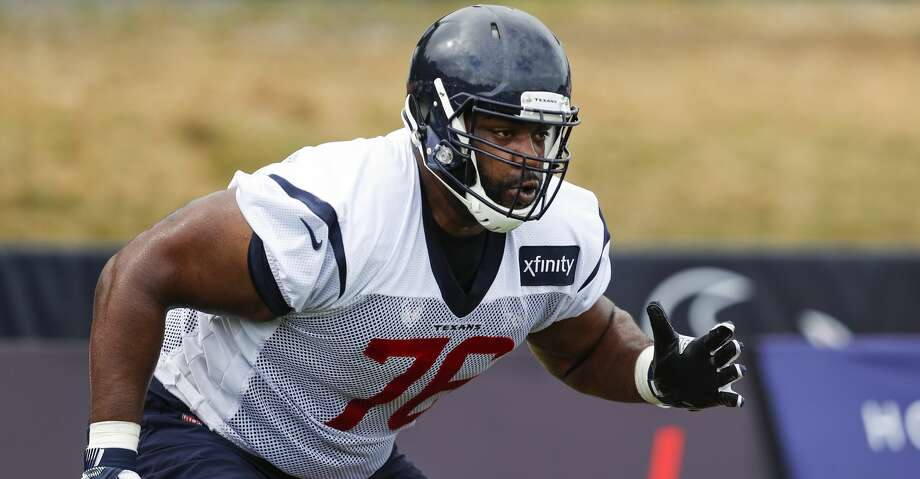 Texans' Seantrel Henderson on return from cyst removal