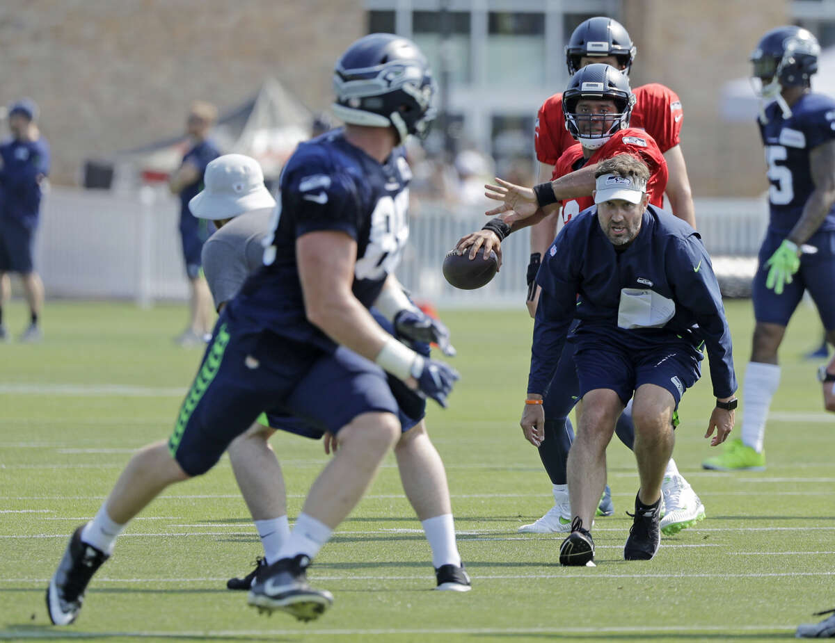 INJURY UPDATES A couple things to report here. Carroll said the team expects to have rising second-year tight end Will Dissly, who had his rookie season cut short with a patellar tendon injury, back by training camp. Worst case scenario, Carroll explained, Seattle will hold the Washington alum out for a week at the start of camp before letting him loose to make sure he's