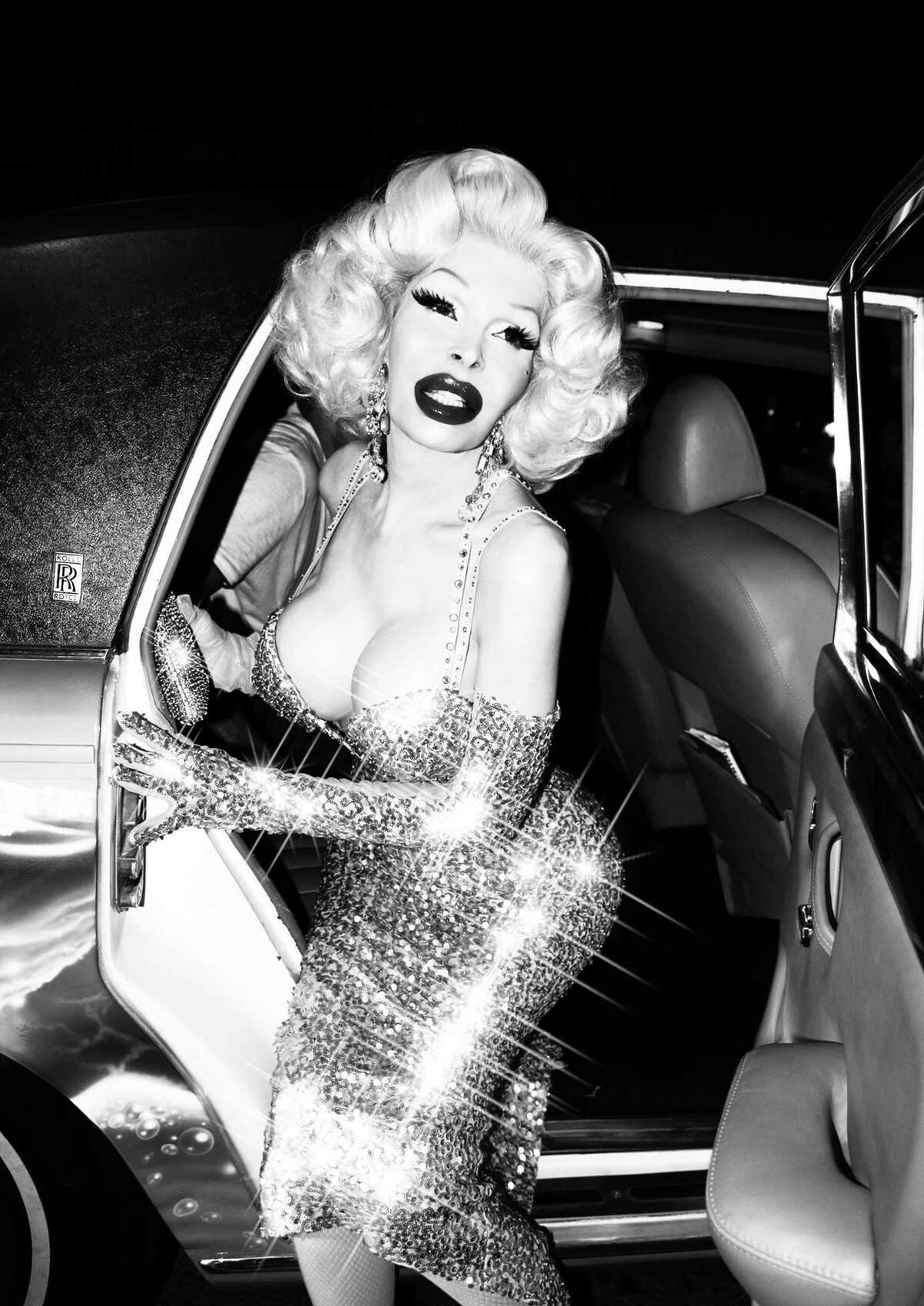 Amanda Lepore is known as