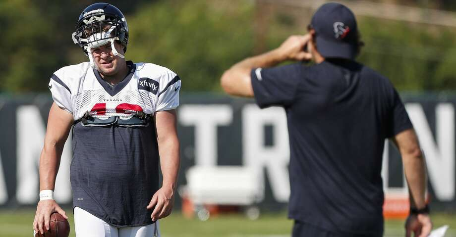 PHOTOS: Texans training camp