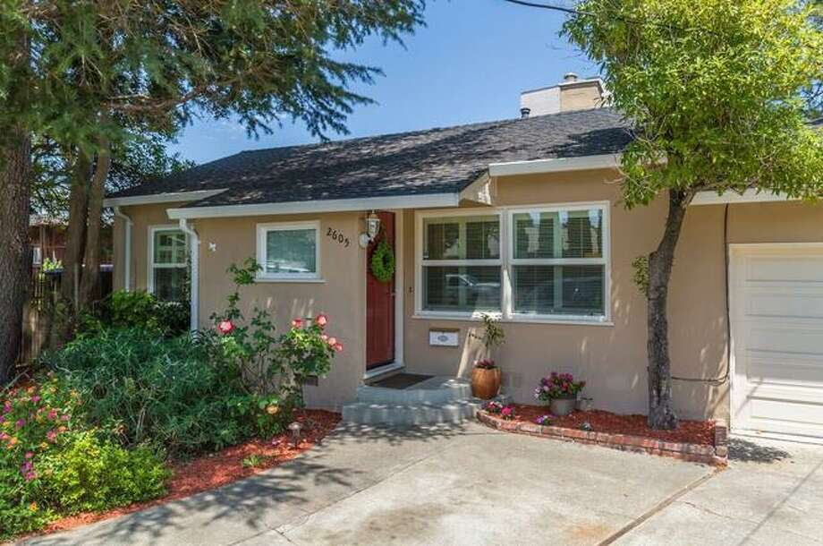 Bay Area real estate is too expensive even for high paid tech workers, says a Team Blind survey. And indeed, these simple homes with huge price tags demonstrate the issue. In San Mateo, this 1,110 square foot home asks $1.098M Photo: Redfin