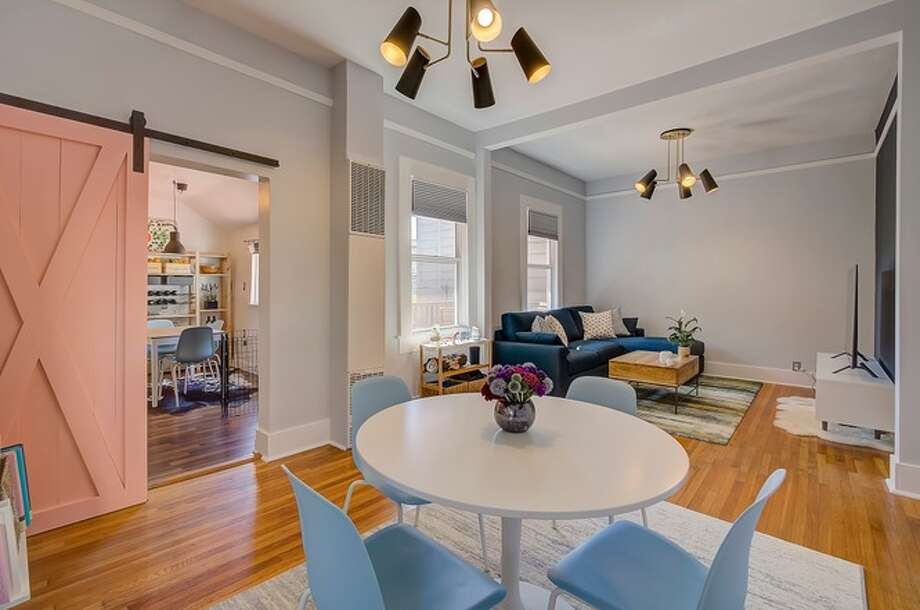Bay Area real estate is too expensive even for high paid tech workers, says a Team Blind survey. And indeed, these simple homes with huge price tags demonstrate the issue. This San Francisco condo is 923 square feet, asking $1.3M Photo: Redfin