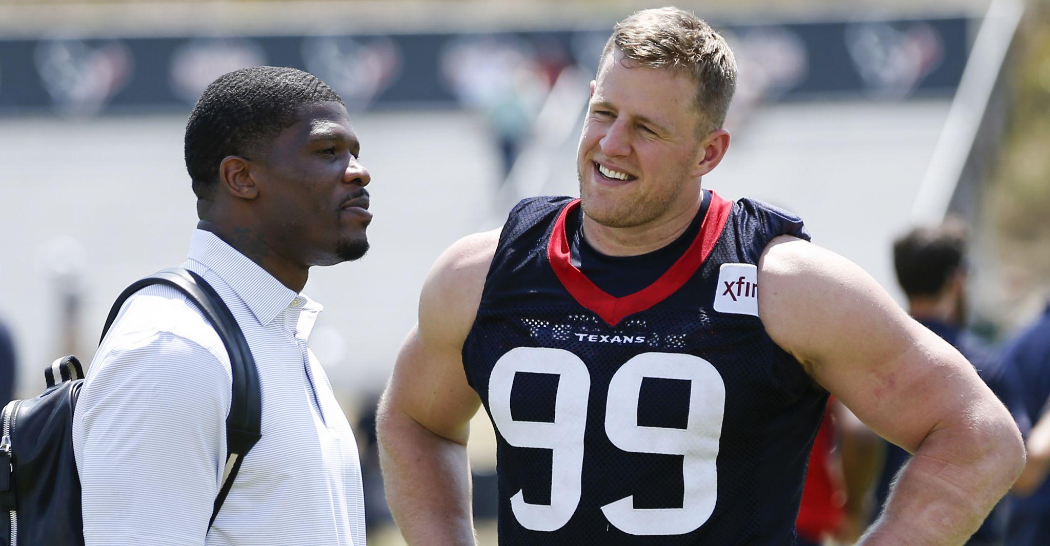 Solomon: Preseason games meaningful this season for returning Texans stars