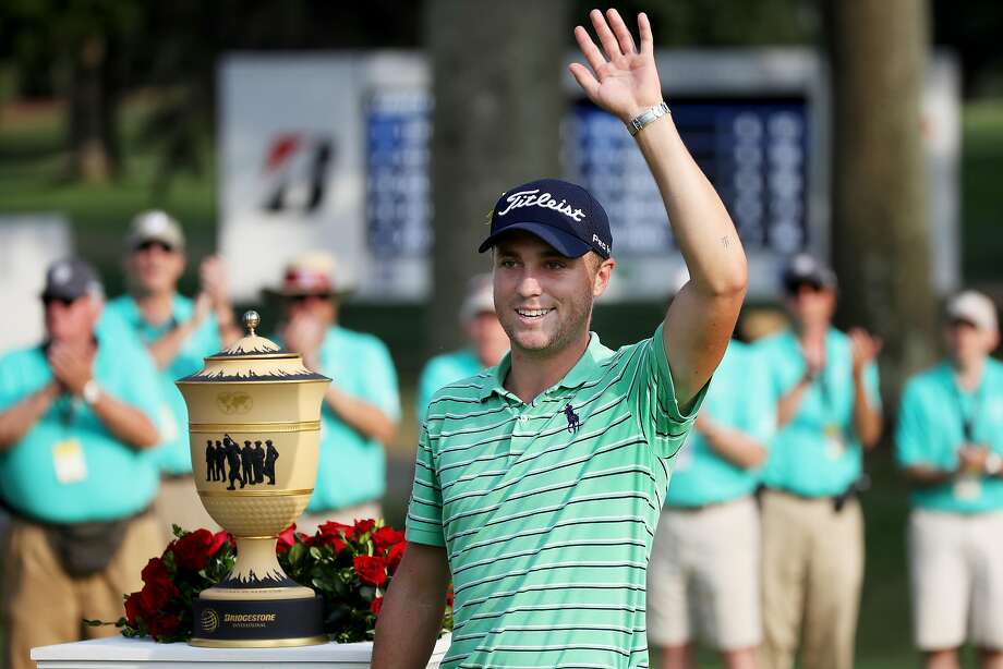 Justin Thomas won his third PGA Tour event of the year. Photo: Gregory Shamus / Getty Images