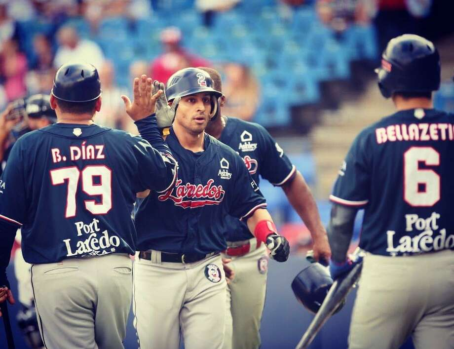 Josh Rodriguez hit a two-run homer on Sunday as the Tecolotes Dos Laredos avoided a sweep with a 4-3 victory at Sultanes de Monterrey. The win moved the Tecos back in sole possession of third place in the LMB North division. Photo: Courtesy Of The Tecolotes Dos Laredos