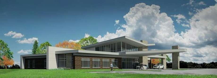 A rendering of the new MidMichigan Health Park - Gladwin. (Image provided)