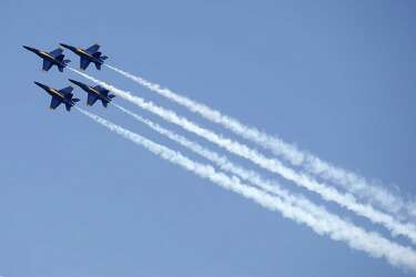 Blue Angels announce Seafair Air Show dates, shift