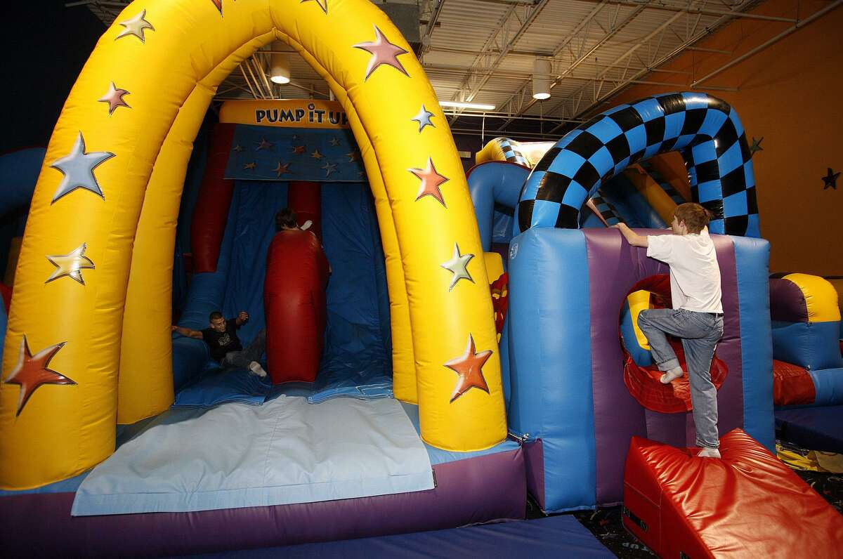 Wednesday In honor of this year's kidcation, kids can gain entry to any San Antonio location of Pump It Up for a free one-hour jumping session on Wednesday. Visit the store's website (pumpitupparty.com) to scope out available jumping times. Each session has a maximum of 35 participants, so get there early! Participants should mention the promocode