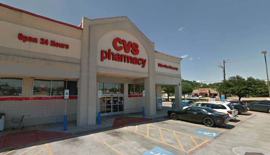 A CVS robbery in Sugar Land earlier this month is believed to be connected to a string of robberies in the greater Houston area, according to officials from the Federal Bureau of Alcohol Tobacco and Firearms (ATF) Houston Crime Gun Strike Force. Photo: Google Maps