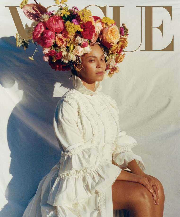 Beyonce on the 2018 September cover of Vogue magazine. Keep clicking to see how Beyonce's style has changed through the years. Photo: Vogue