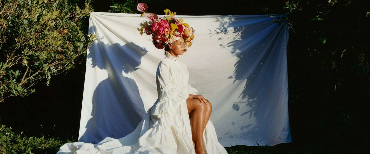 Beyonce in the September 2018 issue of Vogue magazine.
