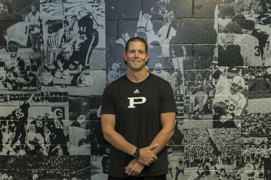 Jeff Ellison becomes the 13thhead coach of the Permian program. Photo: Jacy Lewis/191 News