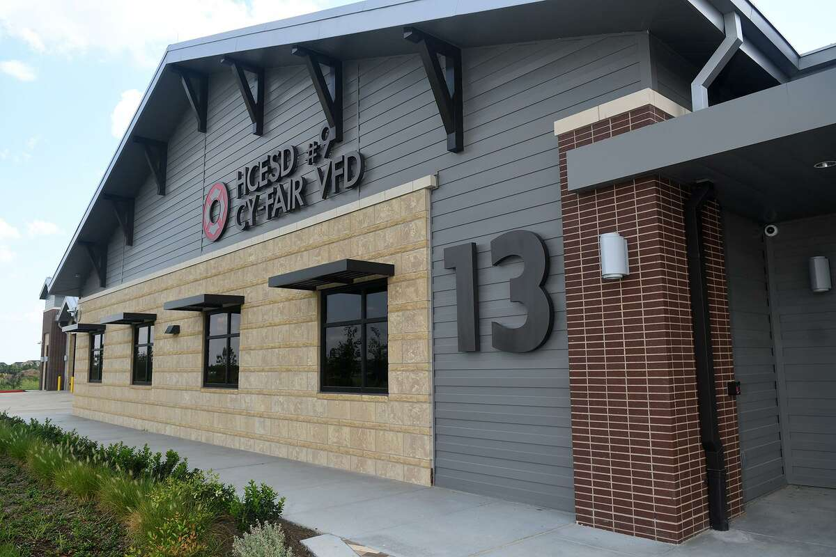 Station 13 is the new Cy-Fair station in the Bridgeland community.