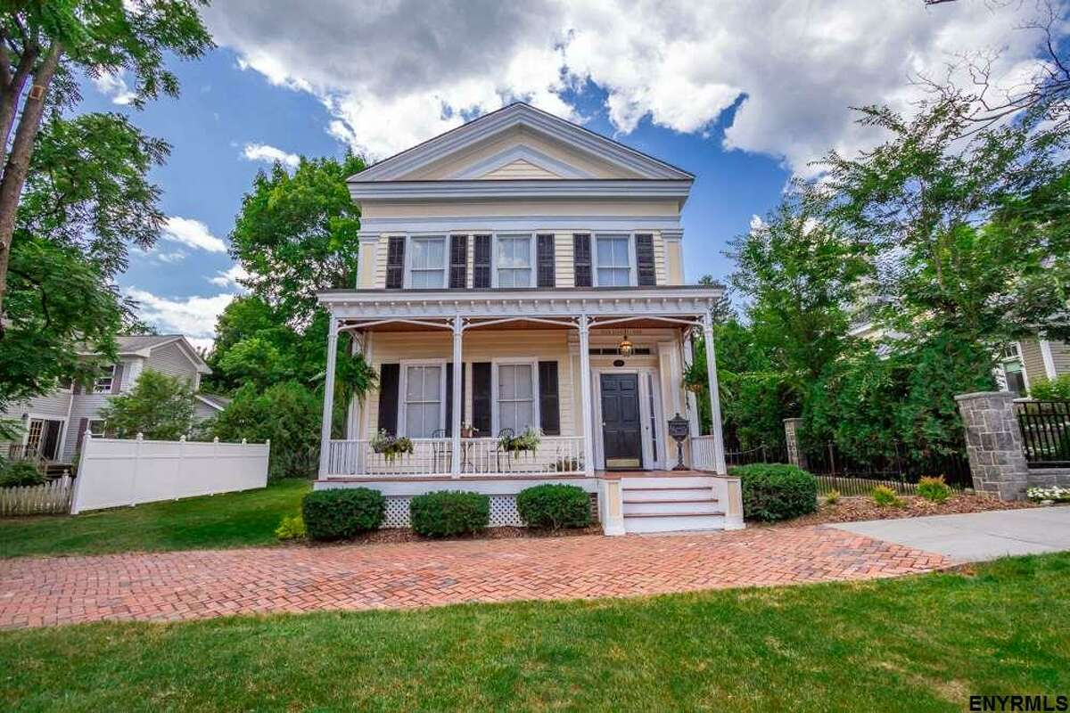 $1,099,000. 581 North Broadway, Saratoga Springs, NY 12866. View listing.