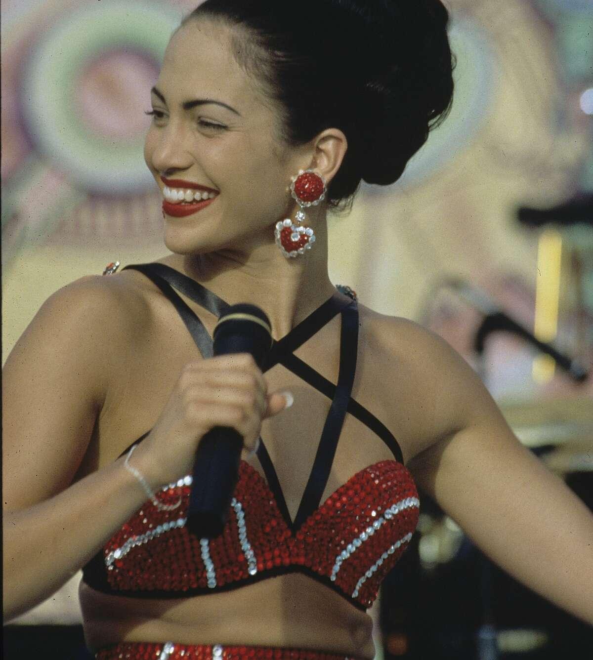 Jennifer Lopez portrayed the singer in the 1997 film,