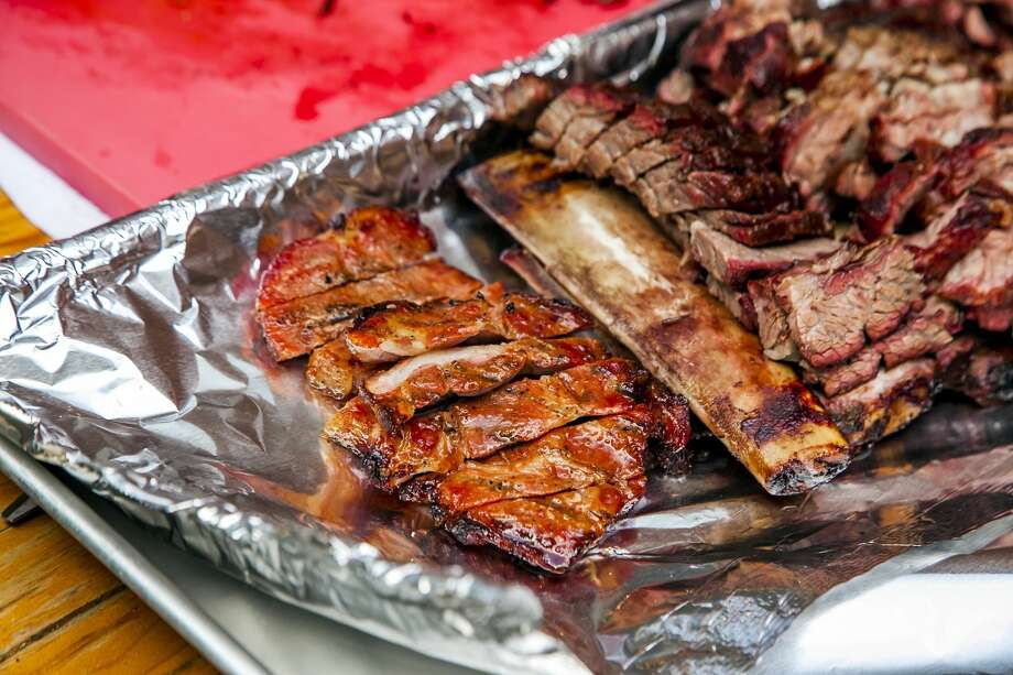 Reynolds Wrap is currently holding a promotion to find the company's next Chief Grilling Officer, a person who will travel the United States for two weeks eating nothing but eating grilled foods cooked inside foil on a grill.  See who is cooking meat correctly in the Houston area... Photo: Sungmoon Han / EyeEm/Getty Images/EyeEm