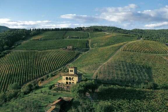Castello di Albola, in the Radda in Chianti sub-region, is the highest winery, elevation-wise, in the Chianti Classico DOGC.