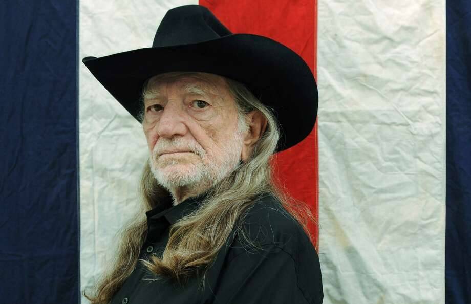 1. Willie Nelson Photo: Courtesy San Antonio Stock Show & Rodeo