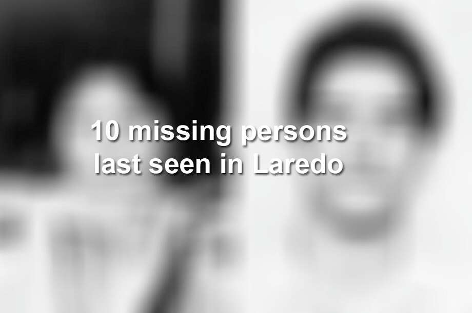 Continue clicking to see 10 missing persons last seen in Laredo, according to Texas DPS Photo: Texas DPS
