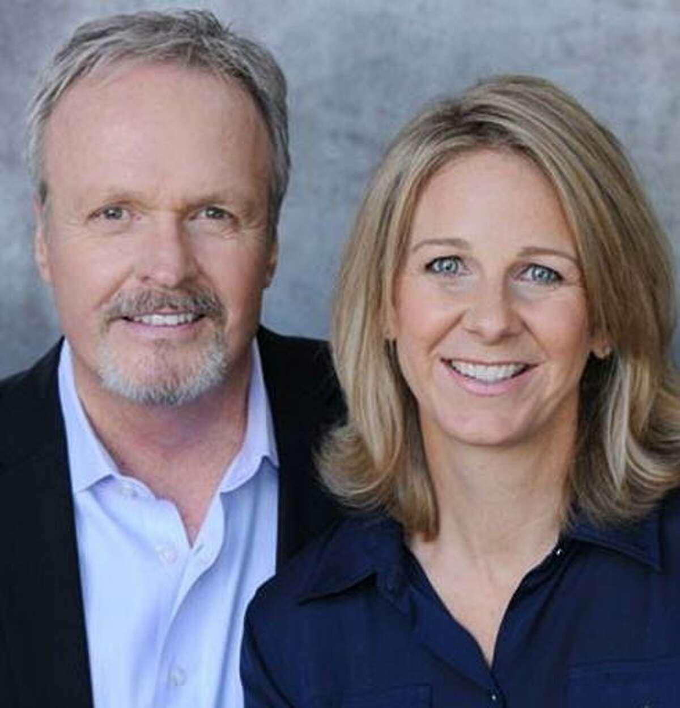 Michael Hall and Tricia Soliz