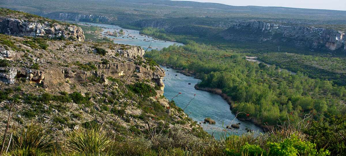 Click ahead to view Texas campsites you have to hike or backpack to. Devils River State Natural AreaThe Devils River is one of the most