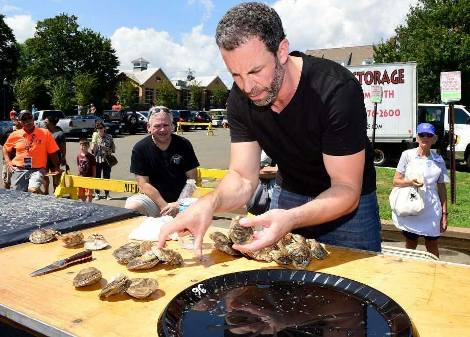 >> Click through the slideshow to see photos from the 2017 Milford Oyster Festival.  Photo: Hearst Connecticut Media File
