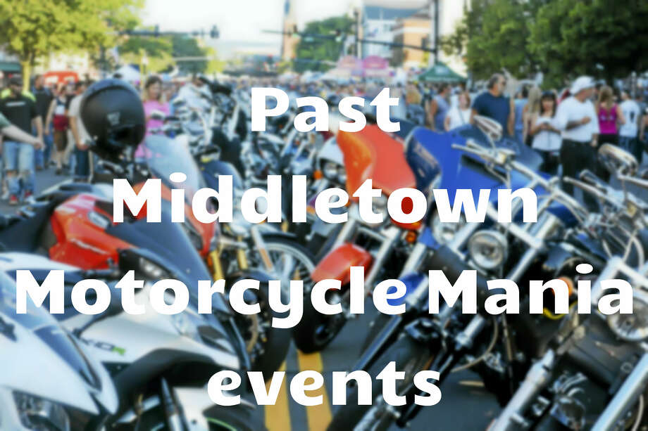 >> Click through the photos to see scenes from past Middletown Motorcycle Manias. Photo: Cassandra Day