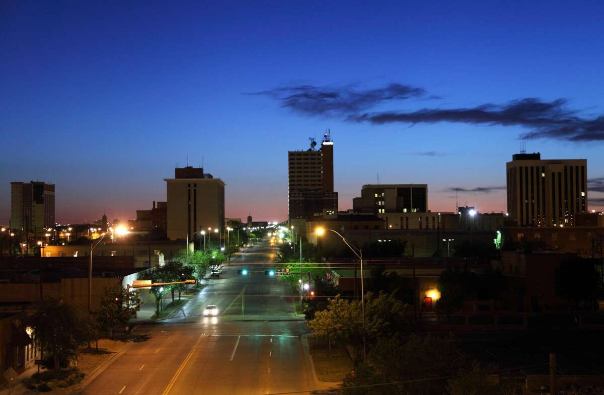 Lubbock:$972 Month over month percentage change: 1.1%