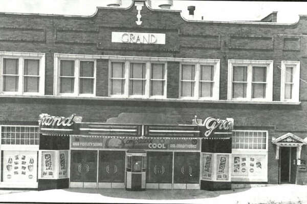 The Grand Theater was the finest of the Alton movie houses. When it was built in 1920, it seated 1,001 people, and showed a combination of movie and vaudeville entertainment. The Grand was air-conditioned and a sound system was installed in 1924. A night out at the Grand during the depression included the chance to win one of the various giveaways featured during Bank Night. The Grand always featured first-run movies, including Gone With the Wind and The Wizard of Oz. The installation of CinemaScope equipment in 1952 upgraded the movie presentations, but the Grand eventually closed in 1977. Other Alton neighborhood theaters included the Uptown, Norside, Princess, Gem, and the State. Popcorn, cartoons, and Saturday afternoon adventure serials were a part of growing up in Alton, until the drive-in and television took over as the entertainment resources.