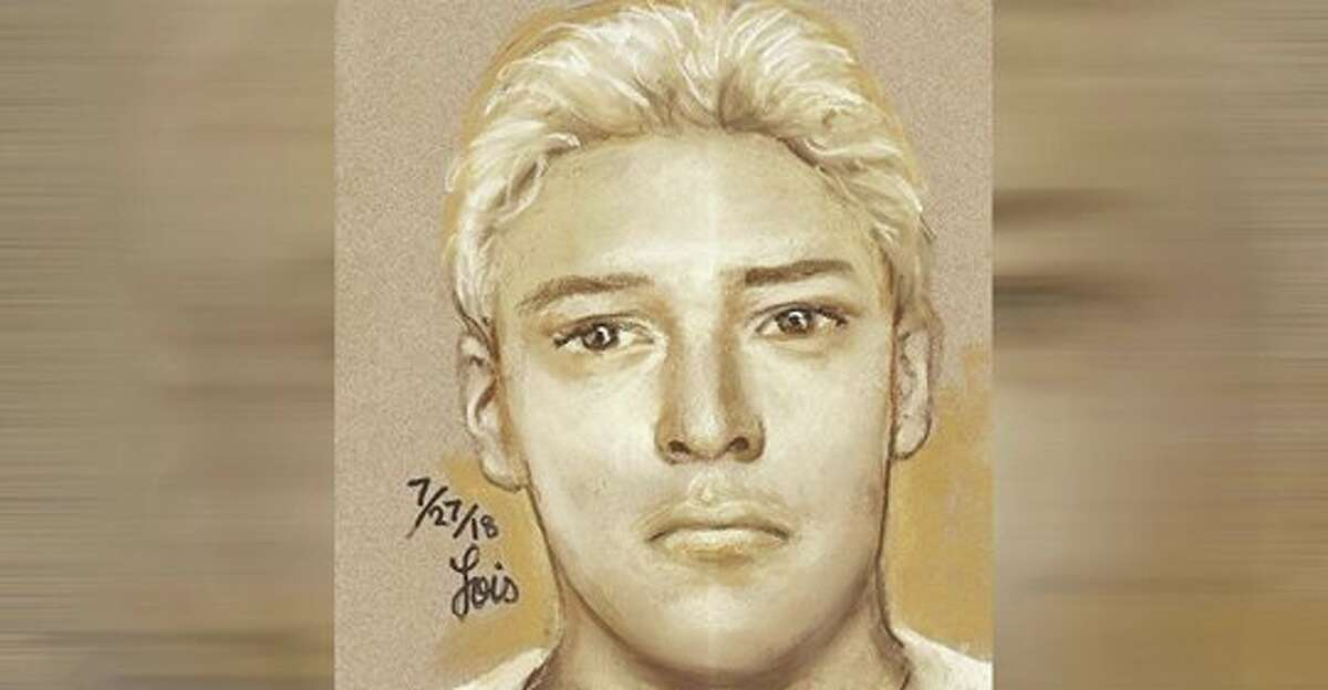 The Houston Police Department is searching for a man accused of forcing two teenagers, a boy and girl, to have sex in front of him. The man is also accused of raping the 16-year-old girl. Swipe through to see other crimes that have gripped Houston this year.