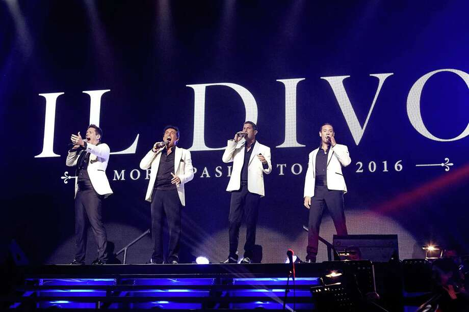 Il Divo is marking its 15th anniversary with a new album Photo: Carl Scheffel /MSG Photos. / ©2016 MSG Entertainment Holdings, LLC. All rights reserved.