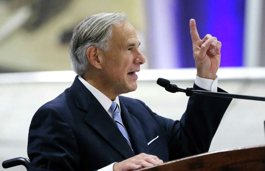 Texas Gov. Greg Abbott should schedule the runoff election for state Senate District 19 or as early a date as possible. Residents have been without representation too long as is. Photo: Elizabeth Conley /Houston Chronicle / © 2018 Houston Chronicle
