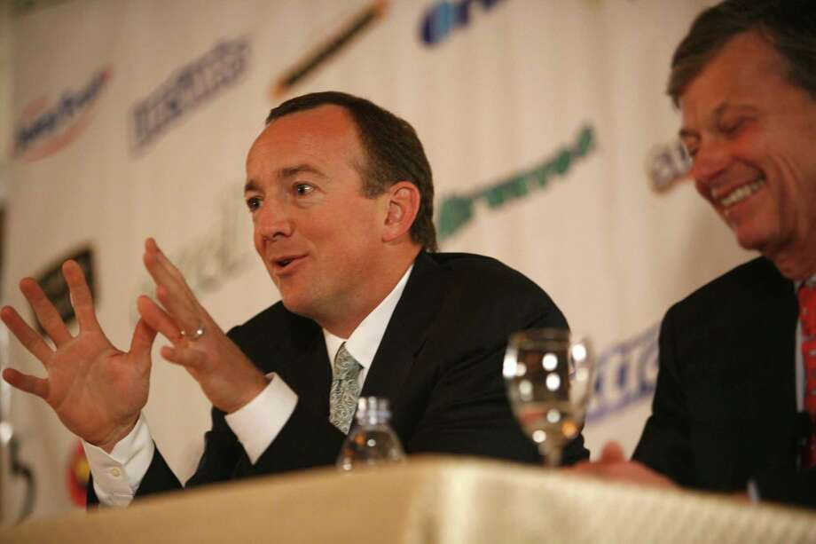 "William ""Beau"" Wrigley, former president and CEO of Wm. Wrigley Jr. Co., seen here in a 2008 file photo, has been named chairman of the board of directors at Surterra Wellness, a medical cannabis company with operations in Florida and Texas. (Michael Tercha/Chicago Tribune/TNS) Photo: Michael Tercha, FILE / TNS / Chicago Tribune"