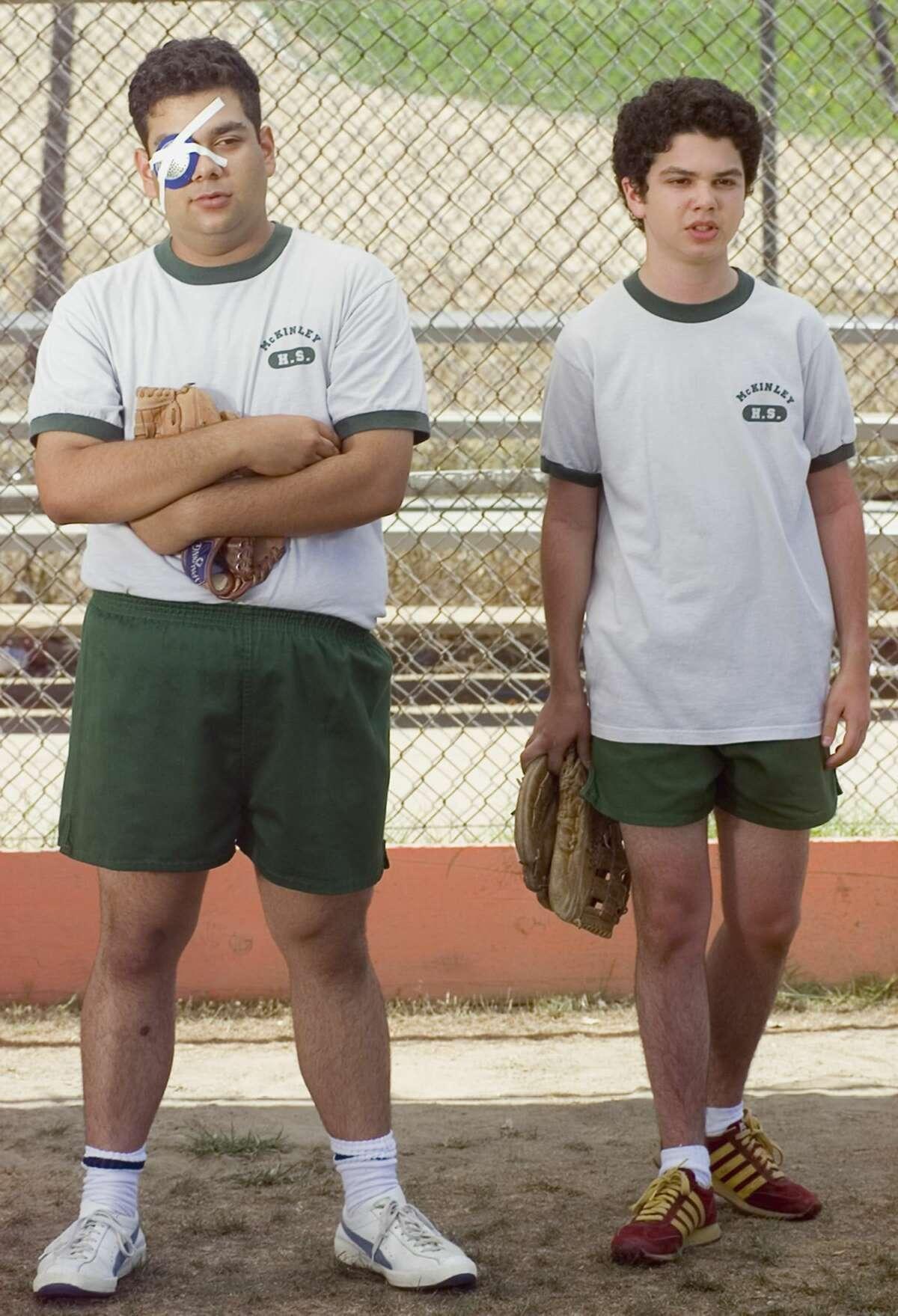 """Shaun Weiss as Sean, Samm Levine as Neal Schweiber in """"Freak and Geeks."""""""