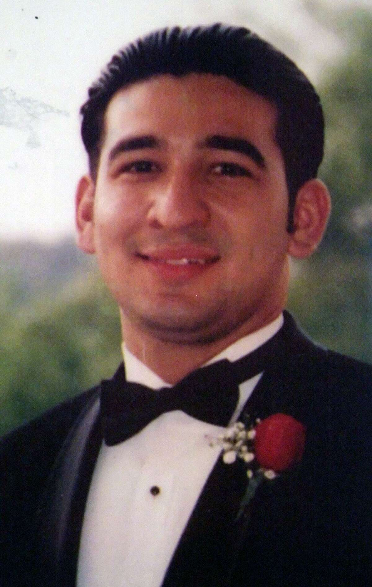Michael LaHood Jr. was shot to death in the driveway of his parents' San Antonio home. He was the older brother of Bexar County District Attorney Nico LaHood.