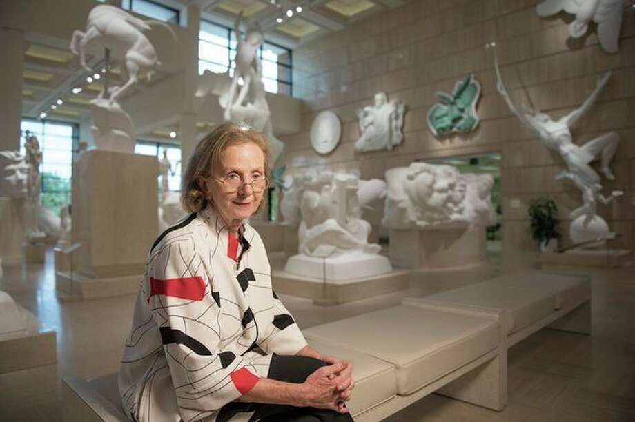 Marilyn Wheaton, director of Marshall M. Fredericks Sculpture Museum at SVSU, plans to step down after 12 years at the position. (photo provided)